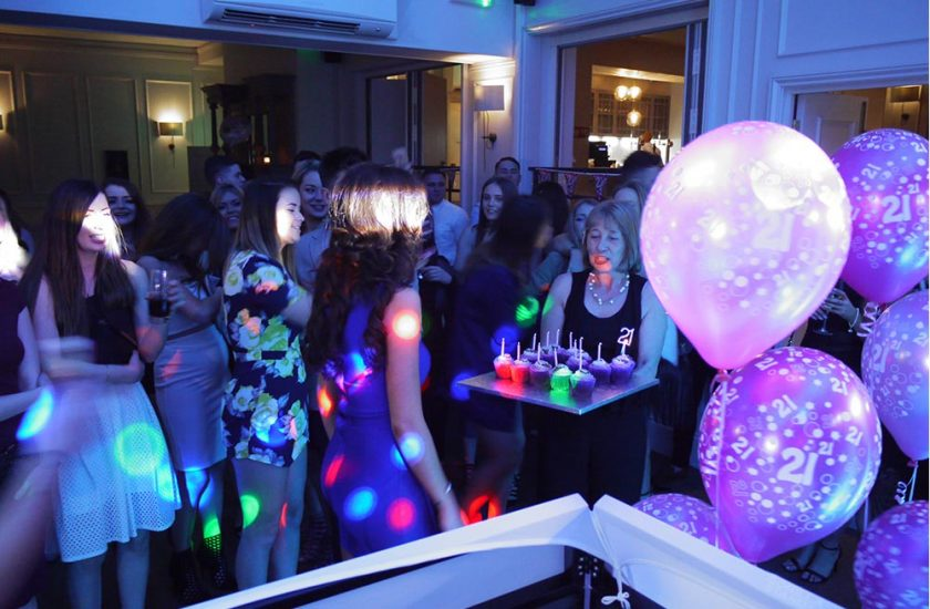 Birthday Party DJ Hire